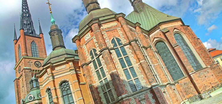 斯德哥爾摩德意志教堂