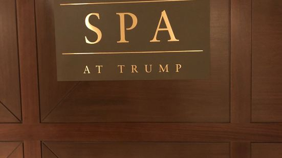The Spa at Trump
