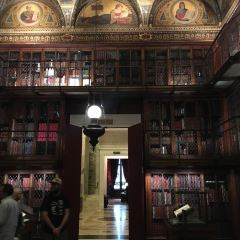 모건 도서관 & 박물관 여행 사진