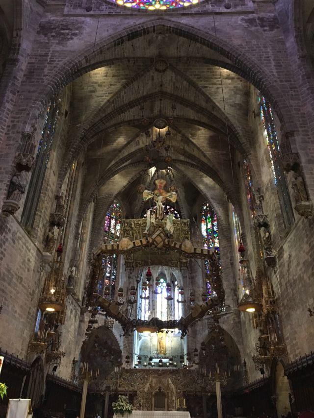 馬略卡島帕爾馬大教堂