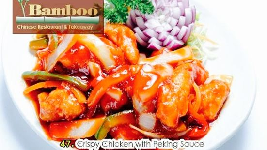 Bamboo Restaurant and Takeaway