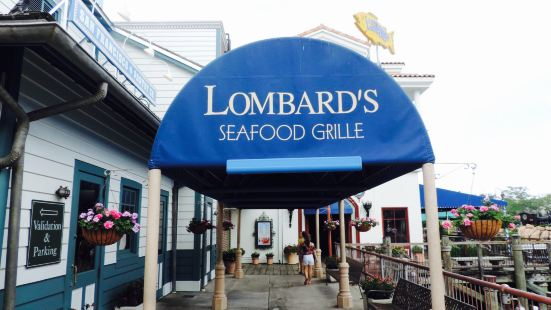 Lombard's Seafood Grille