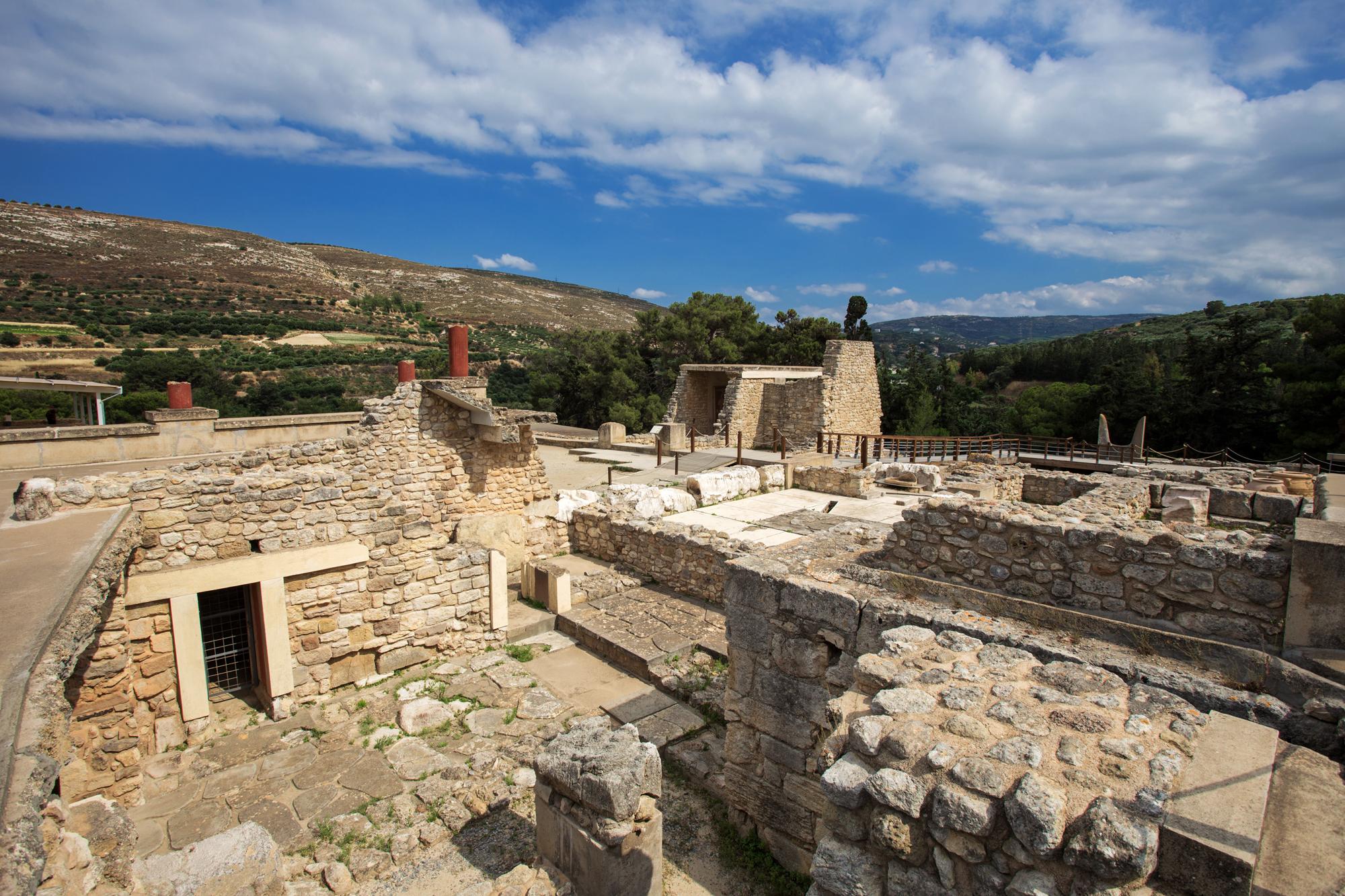 克諾索斯王宮