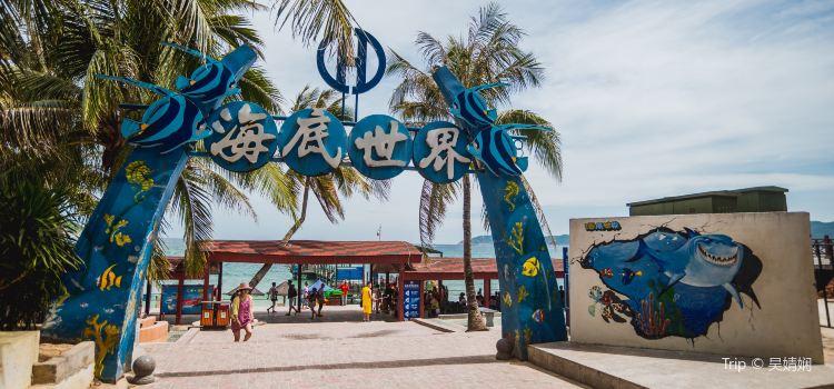 Yalong Bay Underwater World