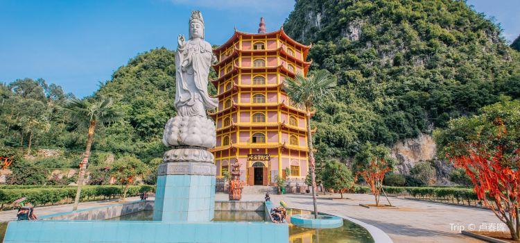 Yixing Wanfo Temple1