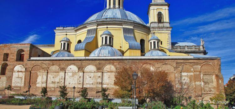 Basílica de San Francisco El Grande2