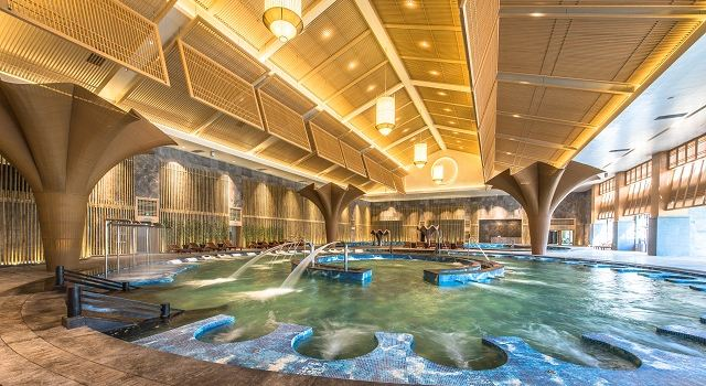 Hengda Shibo International Hot Springs Center2