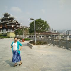 신황 둥족 자치현 여행 사진