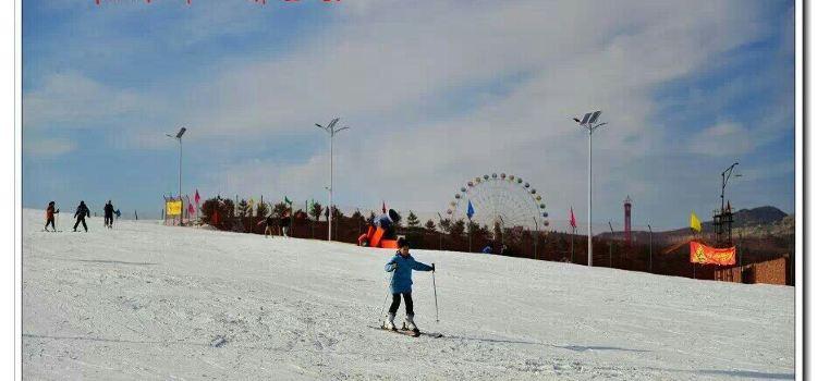 桃林溝滑雪場2