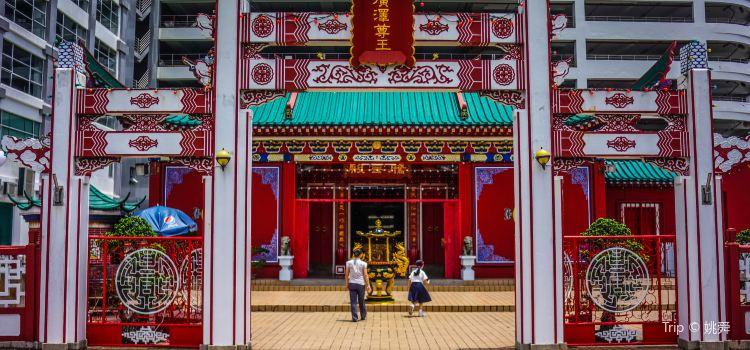 Teng Yun Temple1