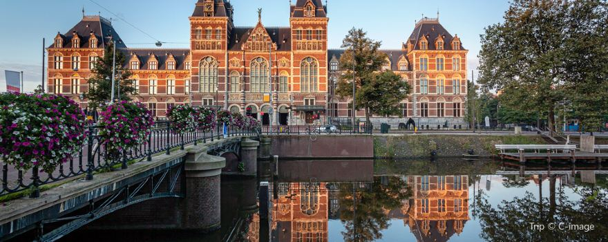 Fantastic Museums in Amsterdam