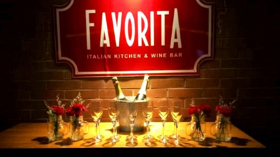 Favorita意大利餐廳(蒙自路店)