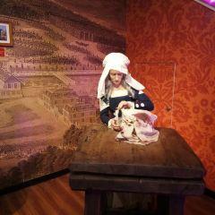 우한 마담 투소 밀랍인형 박물관 여행 사진