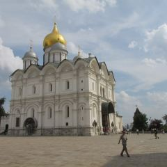 Cathedral of the Archangel (Arkhangelsky Sobor) User Photo