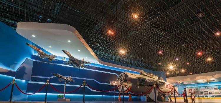 SAC (ShenyangAircraftCorporation)Aviation Expo Park2