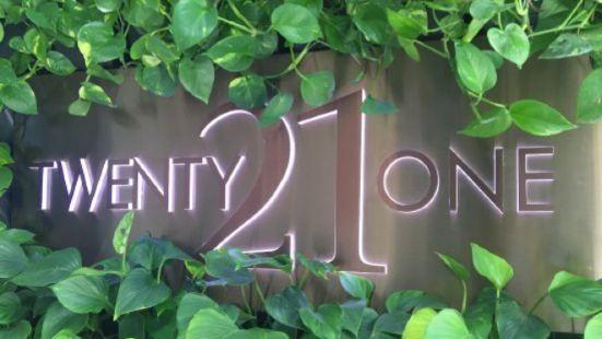 Twenty One Restaurant