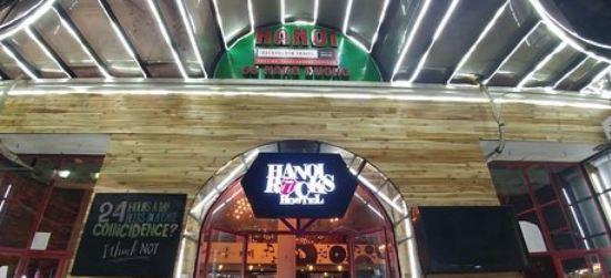 Hanoi Rocks Bar