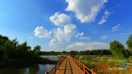 Shanxi Xiaohe National Wetland Park