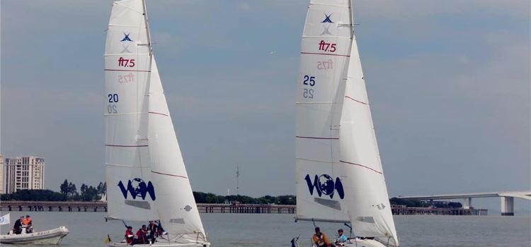 帆匯帆船出海體驗1