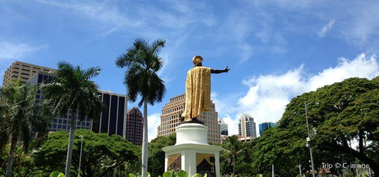 King Kamehameha Statue1