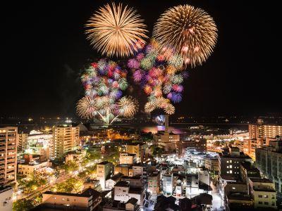 Kagoshima Kinko Bay Fireworks