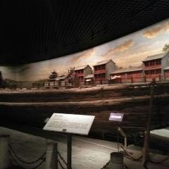 산둥 박물관 여행 사진