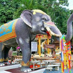 Wat Phra That Doi Kham (Temple of the Golden Mountain) User Photo