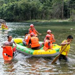 Pearl River Source Rafting User Photo