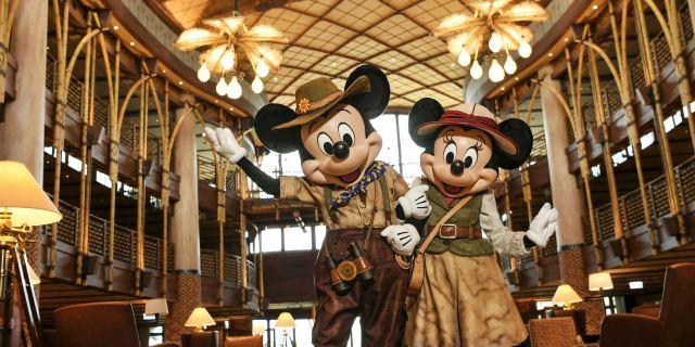 香港迪士尼探索家度假酒店1-3晚+乐园2日门票+赠往返尖沙咀码头天星小游轮船票+优先入场证?【异国风情】