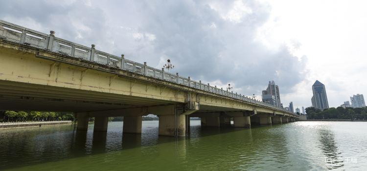 Nanhu Bridge1