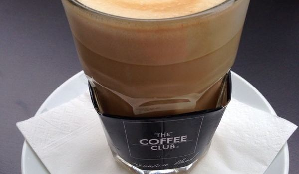 咖啡俱樂部
