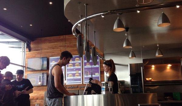 BurgerFuel Bush Inn