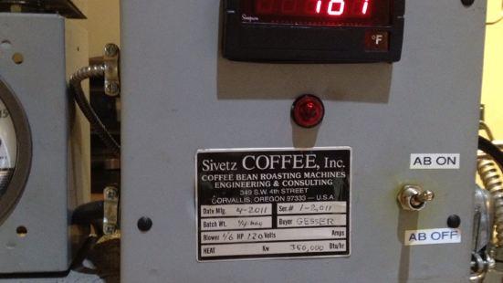 Alaska Coffee Roasting Company