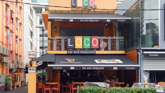 Loco Mexican Bar and Restaurant
