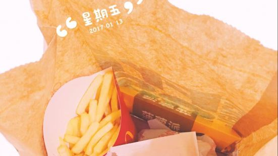 麥當勞(利達雙子星奧萊店)