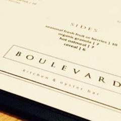 Boulevard Kitchen & Oyster Bar User Photo