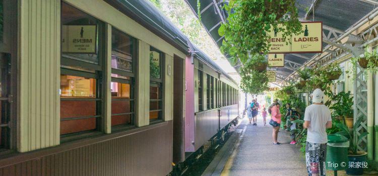 Kuranda Scenic Railway2