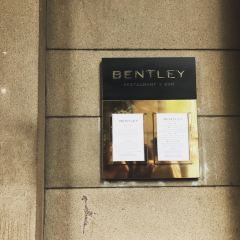 Bentley Restaurant & Bar User Photo