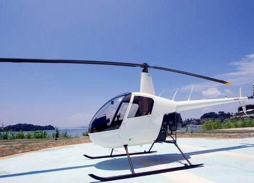 莫拉紅直升機空中觀光遊