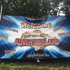 Sentosa 4D AdventureLand User Photo