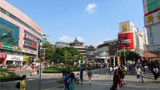 DaDongMen ShangYe BuXingJie