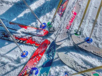 徂徠山滑雪場