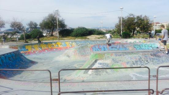 普拉多滑板公園