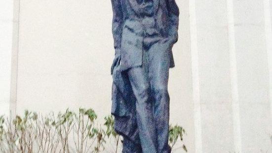 Chekhov Statue