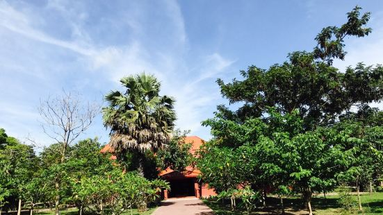 西哈努克吳哥博物館