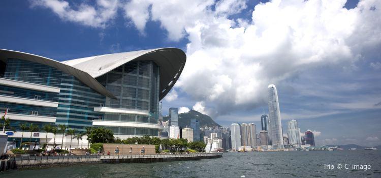 香港會議展覽中心3