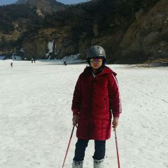 칭다오 라오산 베이자이 가오산 스키장 여행 사진