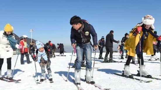 Guanyintang Ski Resort