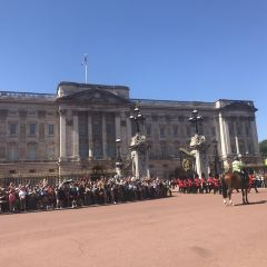 버킹엄 궁전 여행 사진