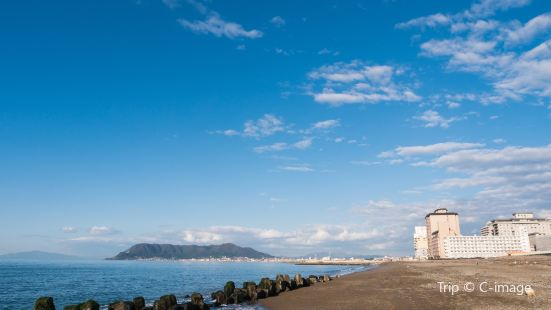 小樽市夢幻海灘